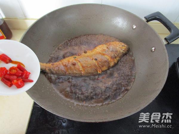 泡椒烧黄鱼怎么煮