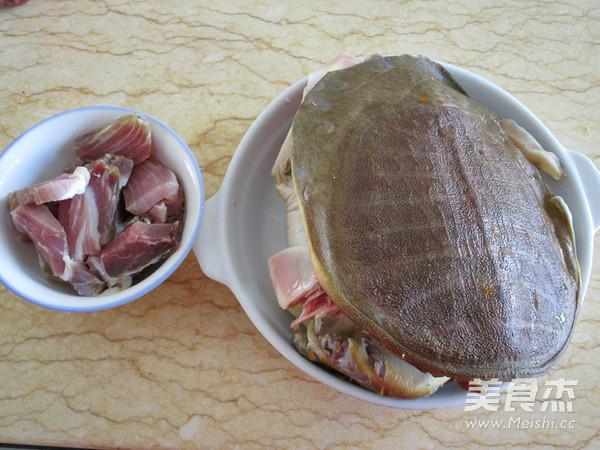 清炖甲鱼的做法大全