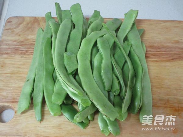 酱香四季豆的做法大全
