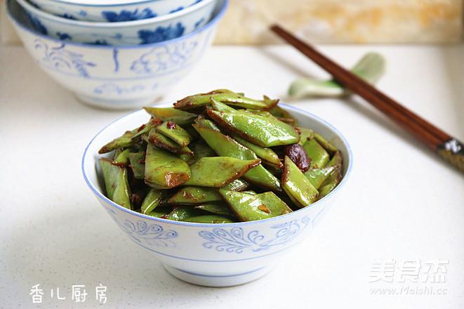 酱香四季豆怎么煮