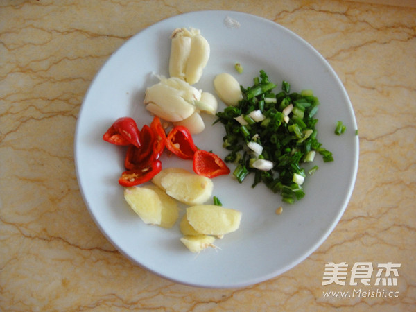 豆豉白菜肉丝的简单做法