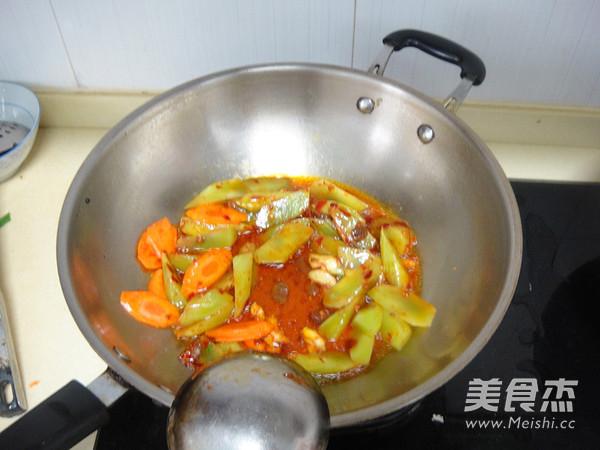千页豆腐麻辣香锅怎么炒
