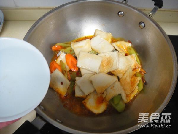 千页豆腐麻辣香锅怎么煮