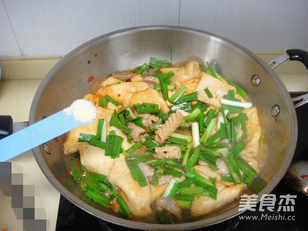 千页豆腐麻辣香锅怎样做