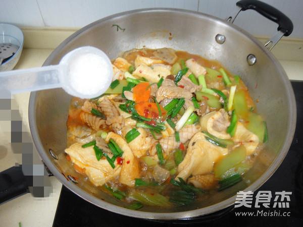 千页豆腐麻辣香锅怎样炒