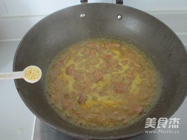 咖喱牛肉土豆泥怎样炒