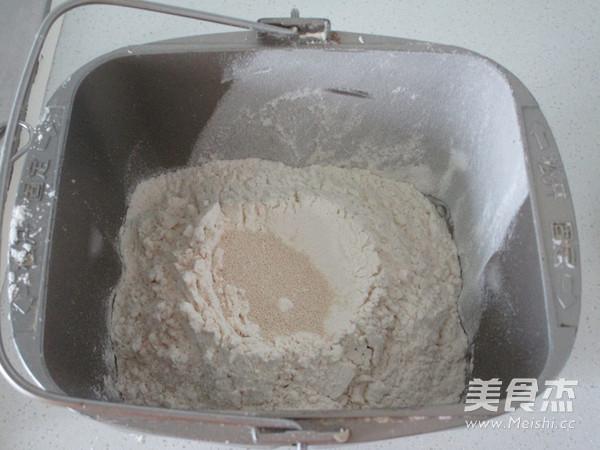 椰蓉脆底小面包的做法图解
