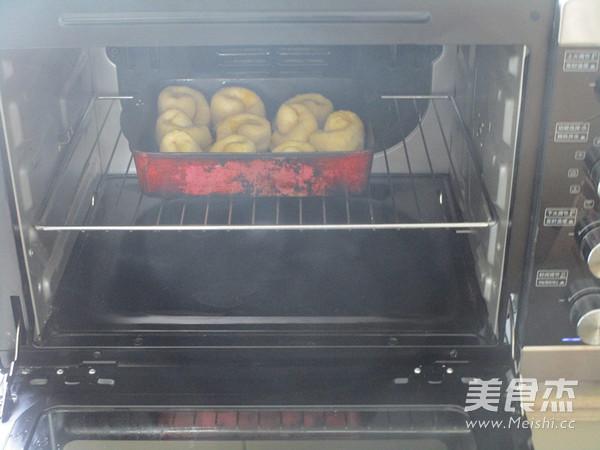 椰蓉脆底小面包的制作