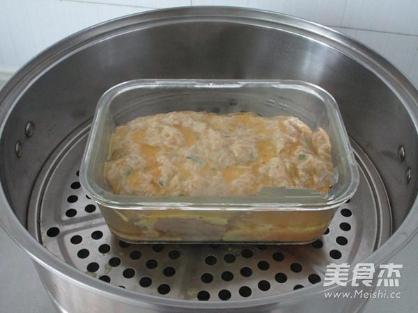 西葫芦肉糕怎么煮