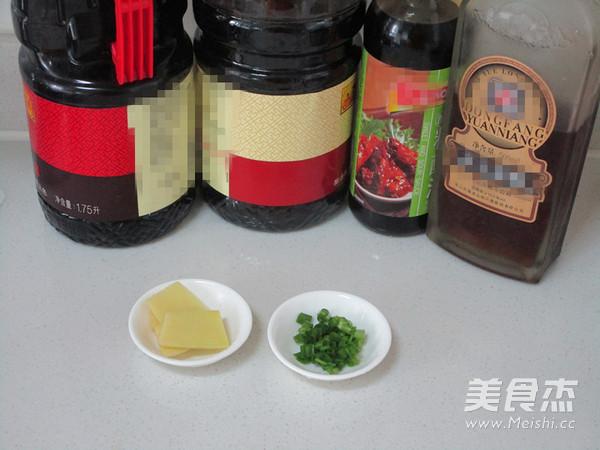 梅汁糖醋小排的做法图解