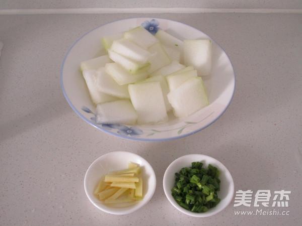 冬瓜虾肉丸子汤怎么做