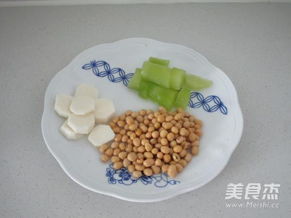 莴笋山药豆浆的做法大全
