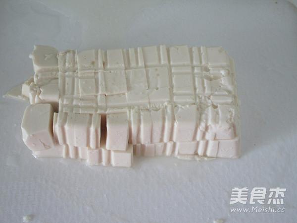 家庭版麻辣豆腐的做法图解