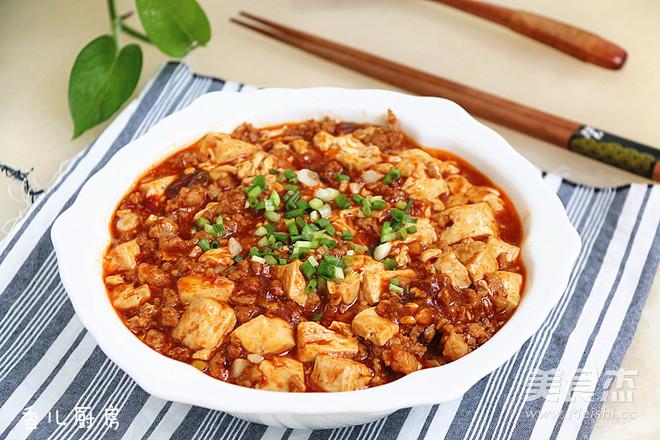 家庭版麻辣豆腐怎样煮