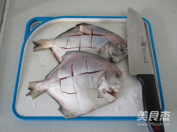红烧鲳鱼的家常做法