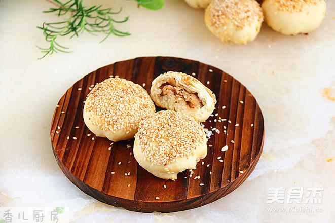 萝卜丝芝麻酥饼的制作大全