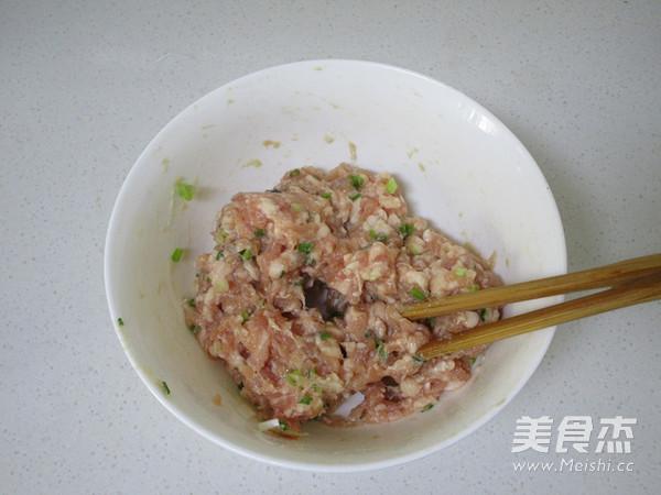 竹笋酿肉怎么吃