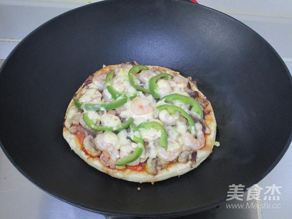 海鲜披萨的做法大全