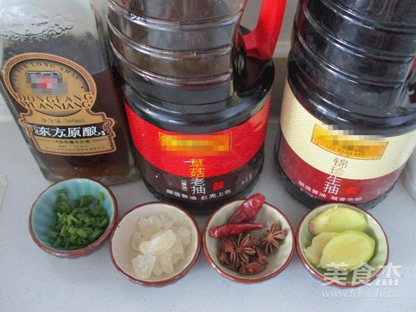百叶结红烧肉的做法图解
