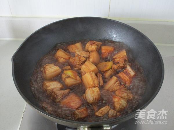 百叶结红烧肉怎么煮