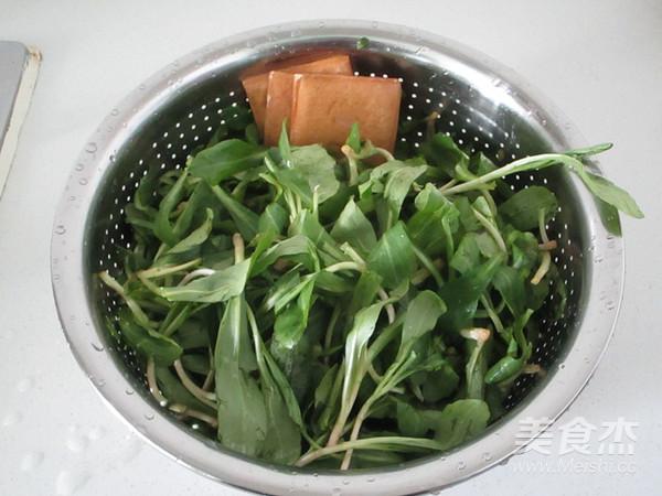 马兰头豆干青团的做法大全