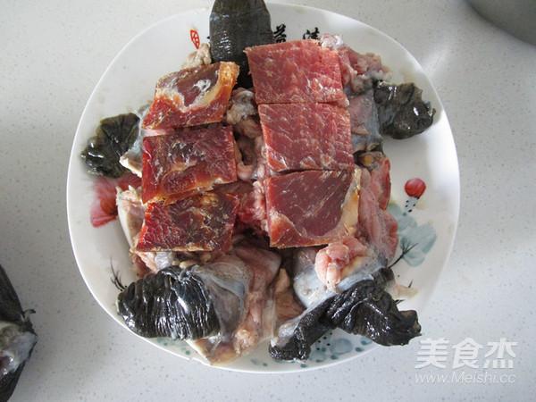 火腿蒸甲鱼怎么炒