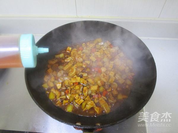 八宝辣酱的制作