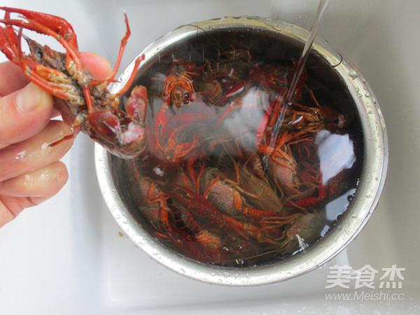 杨梅酒小龙虾的做法大全