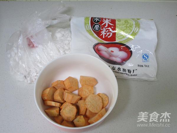 红薯豆沙饼的做法大全