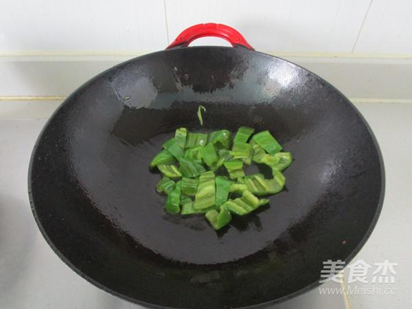 蚝油茄子的简单做法
