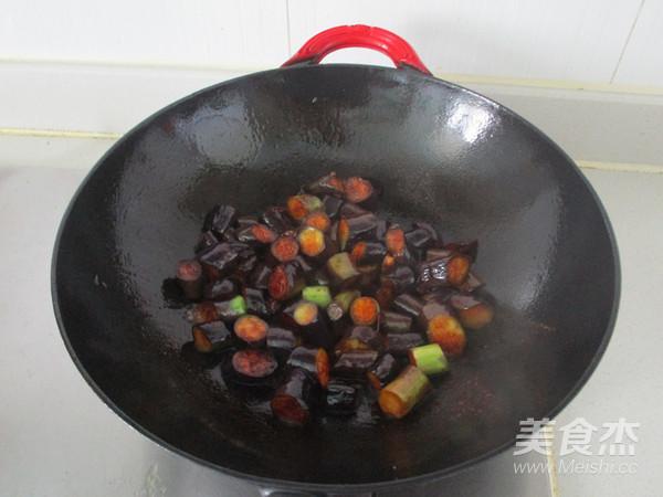 蚝油茄子怎么炒