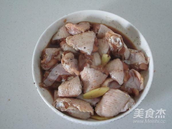 椒盐鸡中翅怎么煮