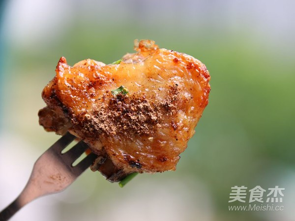 椒盐鸡中翅怎样煮