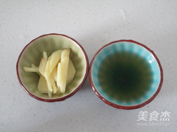 开洋煮百叶丝的做法图解