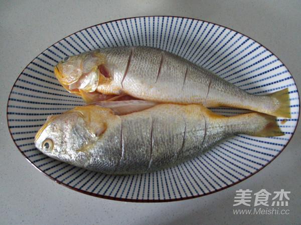 豆豉烧黄鱼的做法大全