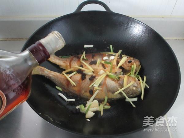 豆豉烧黄鱼怎么吃