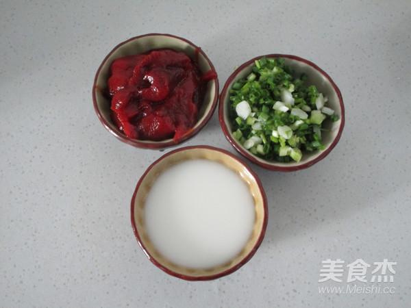 彩椒古老肉的简单做法