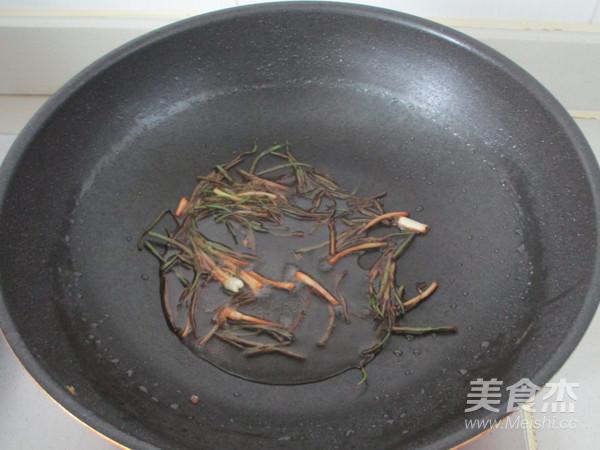 葱油烧白萝卜怎么做