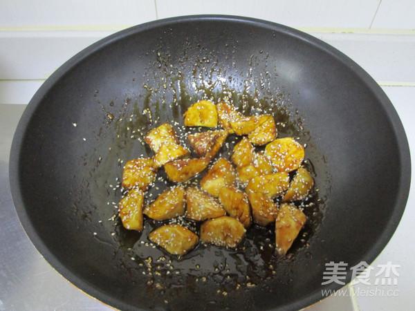 霸王超市 | 焦糖红薯怎么煮