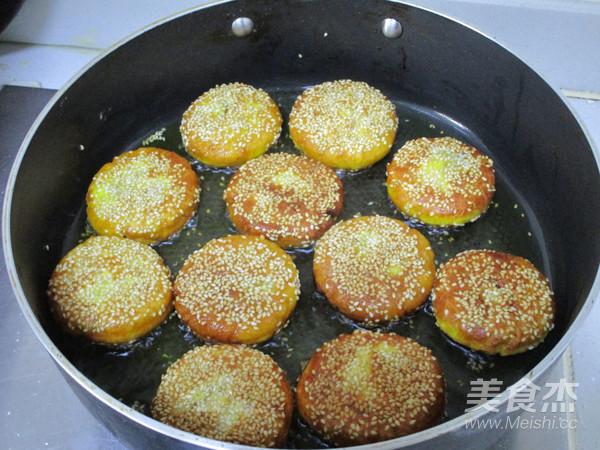 南瓜豆沙饼怎样煮