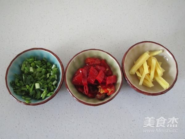泡椒牛肉片的家常做法