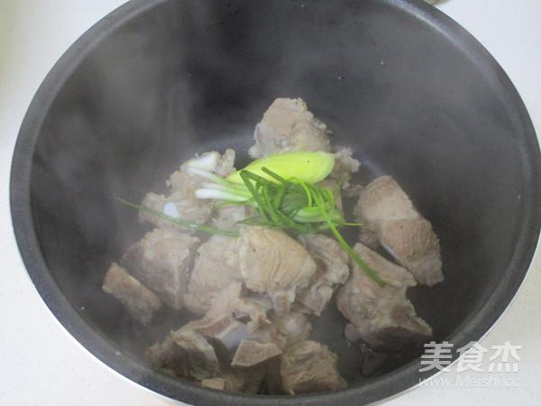 山药排骨汤的简单做法