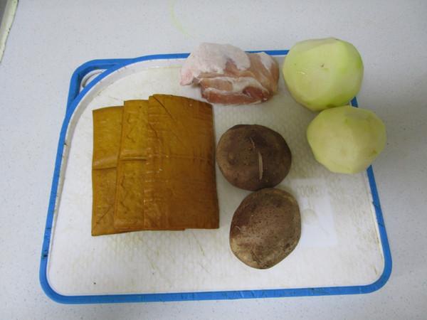 香菇酱丁的做法大全