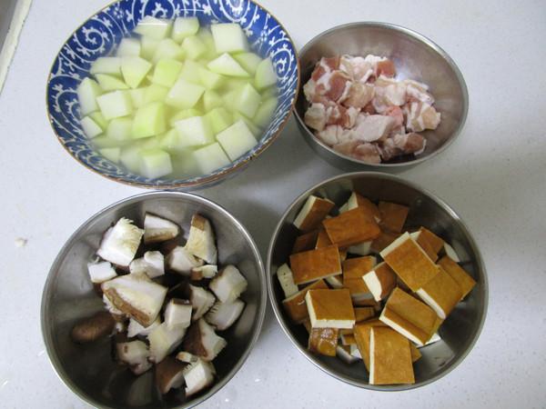香菇酱丁的做法图解
