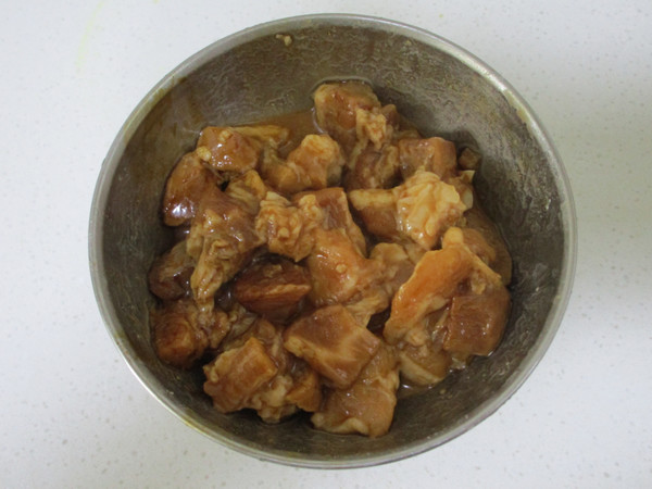 香菇酱丁的家常做法