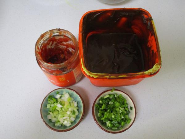 香菇酱丁的简单做法