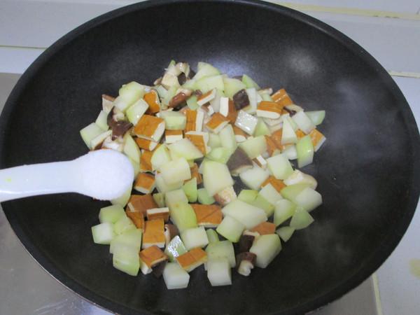 香菇酱丁怎么做