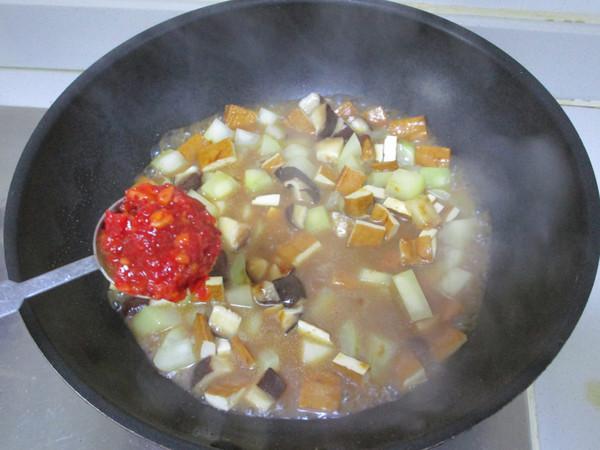 香菇酱丁怎么煮