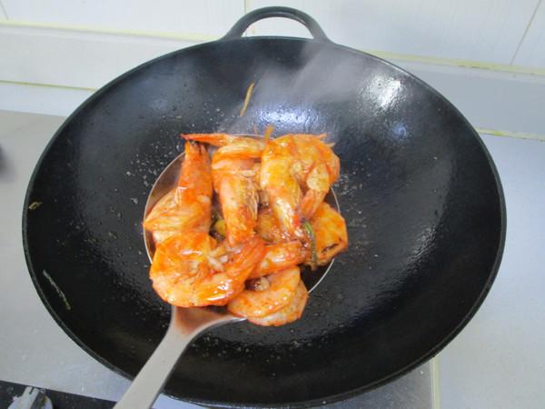 油爆虾怎么做