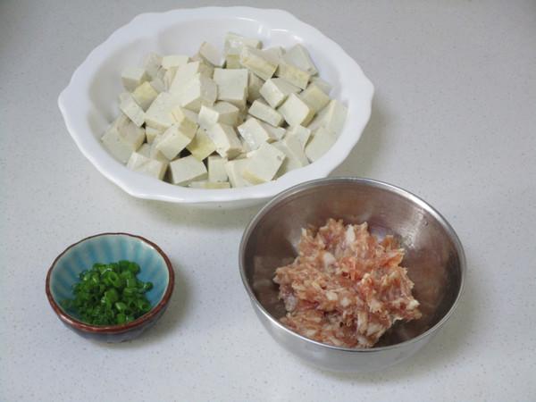 酱烧肉末豆腐的做法大全